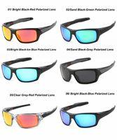 Tr90 clássico polarizado óculos de sol homens mulheres design de moda condução quadrado quadro óculos de sol masculino óculos de goggle uv400 gafas de sol 5 pcs 5 pcs navio rápido