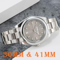 Montre de Luxe Mens 자동 기계 여성 시계 41mm 스테인레스 스틸 사파이어 슈퍼 빛나는 5ATM 방수 U1 공장 손목 시계