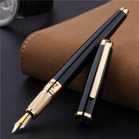 분수 펜 피카소 918 금속 0.5mm NIB 사무 용품 학생 편지지 쓰기 펜