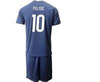 20-21 10 Pulisic Soccer는 반바지와 유니폼을 세트 맞춤형 2020 10 Lloyd 15 Rapinoe 8 ertz 축구 허용 현지 온라인 상점