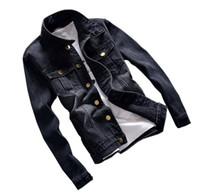 2021 New Style Designer Herren Denim Jacke Winter Luxus Hohe Qualität Mantel Männer Langarm Outdoor Wear Herren Kleidung Männer Kleidung