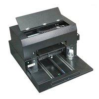SHBK UV-Universal-Flachbettdrucker, kleiner automatischer Drucker, A3 geprägte Mobiltelefon-Shell-Druck Inkjetdrucker1