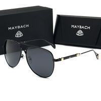 Novo Maybach Dia dos homens e óculos de sol polarizados noturno de viagem Espelho de motorista 0122 KML-Designer