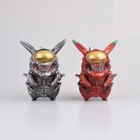 Alien PVC Figur lustige Xenomorph Warrior Aliens vs Raubtier AVP niedlich q Puppenspielzeug