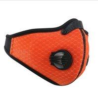 e protezione di sicurezza Equipaggiamento Protettivo di sport esterni Carboni traspirante Mask TINV