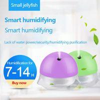 Humidifiers Eloole الهواء المرطب 250 ملليلتر زهرة قبعة الناشر البسيطة usb بارد ضباب صانع للمنزل نوم المرأة حامل الطفل 1