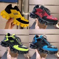 Mode Best Top Quality Cuir Véritable Technique Multicolor Sneakers Technical Sneakers Hommes Femmes Chaussures célèbres Formateurs 45