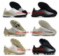 2021 أحذية كرة القدم جودة رجالي X Ghosted.3 TF Cleats Ghosted.1 FG AG كرة القدم الوصول