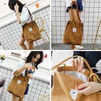 Jodimitty Kadınlar Katı Kadife Omuz Çantaları Alışveriş Çantası Tote Paketi Crossbody Çanta Çantalar Kadınlar için Rahat Çanta Kitap Çantası