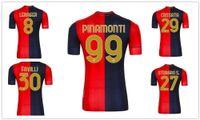 Customized 20-21 Genua Thai Quality Soccer Jerseys 8 Lerager 14 Biraschi 27 Sturo S. 29 Cassata 30 Favilli Online Rabatt billig Großhandel