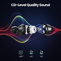 FreeShipping TWS Headphones Wireless Bluetooth Earphones aptX with Qualcomm Chip True Wireless Stereo Earbuds Headset Headphone