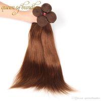 8А необработанные перуанские индийские малазийские камбоджийские бразильские волосы девственницы плетения пакета прямые человеческие наращивания волос бразильские волосы