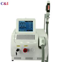 3 в 1 360 магнитоп оптический оптический SHR RF IPL лазерная машина для удаления волос для волос омоложение пигмент угревая терапия салон красоты салон красоты оборудование