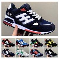 Originals ZX750 EDITEX atacado Originals ZX750 Sneakers zx 750 por Homens Crianças e Mulheres Athletic respirável Running Shoes frete grátis 36-45 x45