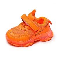 هوك حلقة مريحة الرياضة أحذية الأطفال بنين بنات عارضة الأحذية الأحذية أطفال أحذية رياضية طفل أنيق تصميم شبكة الهواء