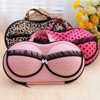 Viagem malha cueca sutiã sutina caixa de sutiã lingerie portátil proteger home organizer acessórios acessórios material de equipamento de engrenagem produto