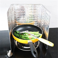 Küche Bratpfanne Öl Splash Protection Screen Cover Gasherd Anti Splatter Shield Guard Ölteiler Schallkocher Kochwerkzeuge ACCE 81 J2