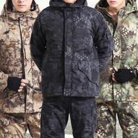 Outdoor G8 Giacca Set con pantaloni mimetici Army Tactical uniforme da combattimento Pantaloni Abbigliamento da caccia di caccia Suit