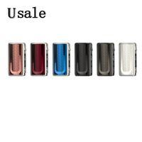 Eleaf Istick S80 MOD 1800MAH Batarya 0.96 inç TFT Ekran Tüm Metalik Tasarım Vape Cihazı% 100 Orijinal