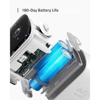 Freeshipping eufy Segurança Camera 2C Sistema Kit Wireless Home Security 2-Cam com 180 dias a vida da bateria HomeKit compatibilidade 1080p HD