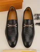 MI Formale Schuhe Herren Kleid Schuhe Leder Hochzeit Büroanzug Oxford Schuhe für Designer Männer Sapato Masculino Zapatos Hombre Fiesta 22