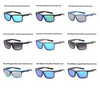 Gafas de sol polarizadas de alta calidad Pesca del mar Surfing Brand Sunglasses Rincon Glasses UV400 Protection Eyewear con estuche