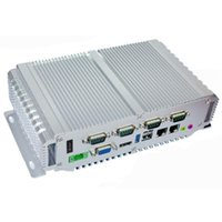Wholesale Intel Celeron J1900 CPU شرائح مروحة البسيطة الكمبيوتر المكتبي الكمبيوتر الصناعي