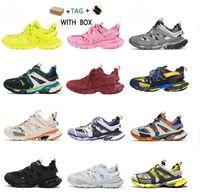 2021 Track 3.0 Newest Outdoor Athletic 3M Triple S Sport Shoes Compare Sneakers  similar 18ss Designer Triple-S sapatos balenciaga balenciaca balanciaga