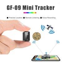 تعقب النشاط GF-09 مصغرة Localizador GPS Tracker Locator الذكية مفتاح مكتشف مكافحة فقدت مسجل الصوت أجهزة تتبع يمكن ارتداؤها للحيوانات الأليفة كي