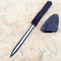 MAKORA II PLUS VENUM 440C lâmina dupla ação tática faca autotf faca bolso dobrável edc camping knifes caça facas ferramenta de bolso