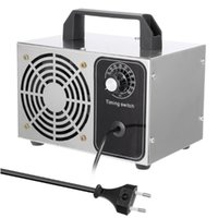 Luftrenare PLZDF 220V 28g / h Ozon Generator Machine Purifier Cleaner Deodorant Time deodorizati Utrustning