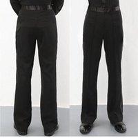 Etapa Wear Tango Pants Men Dancewear Boys Shirts Hombres Pantalones Hombres Sala de baile Danza Latina para disfraces