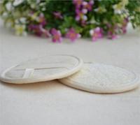 11 * 16 سنتيمتر الطبيعية اللوف وسادة لوفه الغسيل إزالة البشرة الميت اللوف الإسفنج للمنزل أو غيرتال