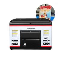 Stampanti Erasmart UV LED Stampante pianale Stampante A3 Macchina da stampa per PICCOLO BUSSiness1