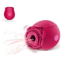 Succhiare Vibratore Clit Sucker G-spot per Clitoride Sex Toys per le donne con i capezzoli Massager orale Pompini erotici Adulti Prodotti