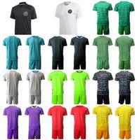Goleiro gk golie futebol inter miami cf 31 luis robles jersey conjunto 1 john mccarthy camisa de futebol kits uniforme de esporte alta qualidade