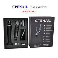 원래 CPENAIL DAB E 네일 vape 유리 파이프 1500mAh 배터리 Protable 집중 기화기 세라믹 석영 히터 H 손톱