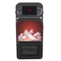Мини Электрический настенный находки Flame Haterter Eu Plug in Air Warmer PTC керамическая нагревательная плита Радиатор бытовой стены Handy Fan1