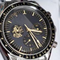 Classic Hommes Hommes Hommes 50e Anniversaire Montres automatiques Mouvement Mécanique James Bond 007 DesignerMontre Espace Montre de Luxe Luxe Inoxydablemontre-bracelet