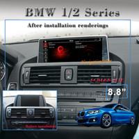 Octa-Core 10.25inch-Screen-Auto-DVD-Player GPS-Navigations-Stereo für BMW 1/2-Serie F20 F21 F22 F23 F45 F46 F87 NBT-System