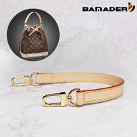 Bamader OBAG Poignée courte Sac à bracelet à bandoulière courte Bandoulière Sangle de sac à main authentique Sac de sac de haute qualité Accessoires de sac à main