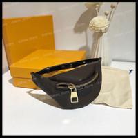 Bolsa de cintura Lujos de lujo Diseñadores Mini Bolsa de cintura Mujeres Hombres Pulseras Diseñadores Accesorios Partido Bolsas de muñeca Pulsera Bolsas