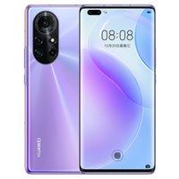 "Original Huawei Nova 8 Pro 5G Mobiltelefon 8 GB RAM 128 GB 256GB ROM KIRIN 985 Android 6.72 ""OLED 64.0mp AI NFC Face ID Fingerprint Handy"