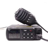QYT CB-27 CB Radio 26.965-27.405MHZ AM / FM 12 / 24V 4 Watts شاشة LCD التحصير مواطن الفرقة متعددة المعايير CB راديو المحمول HAM1