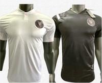Version du joueur MLS 2020 Inter Miami # 23 Beckham Soccer Jersey 20/21 Men Soccer Shirt Blanc noir Personnalisé MLS Football Shirt en vente