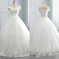 2021 Потрясающий V-образным вырезом Зимние кружева Свадебные платья Аппликации Плюс Размер от платного платья на заказ Vestido de Novia Forry Bridal Clawn
