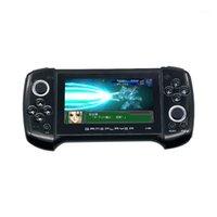 휴대용 게임 플레이어 핸드 헬드 콘솔 4.3 인치 대형 SN GBA.GBC.FC.SFC.md1에 대 한 2 차