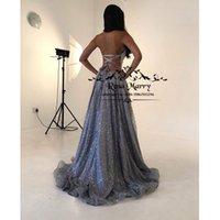 Sparkly de prata lantejoulas Backless Prom Dresses 2021 A linha de Halter Plus Size 2K21 Meninas Formal Engagements festa à noite Vestidos Para Mulheres