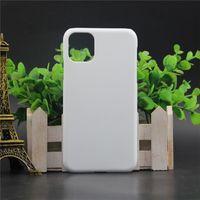 Für iPhone 12 Mini Pro Max Retail 3D Sublimation Leerer Telefonkasten für iPhone 11 8 7 6s plus x xr xs max