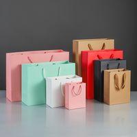 TROLL Cuir Personnalisé Personnel Cadeau Cadeau Sac Cadeau Vêtements Vêtements Vêtements Dollars Femmes à imprimer Sac en papier cadeau logo